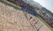Giornata conclusiva oggi a Bibione nella prima edizione del campionato italiano di Beach Volley per Società. Si assegna oggi lo scudetto.