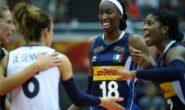 Volleyball Nations League femminile: le 14 azzurre per la Final Six