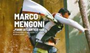 MARCO MENGONI AL DEBUTTO DI FUORI ATLANTICO TOUR DAL LABIRINTO PIÙ GRANDE DEL MONDO