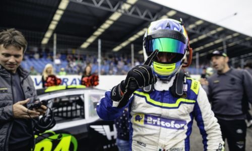 GHIRELLI FENDS OFF SNIDER, GRABS SPECTACULAR FIRST CAREER WIN AT VENRAY