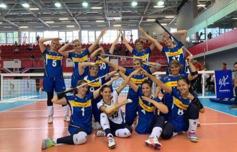 Europei di Sitting Volley: prima storica semifinale per le azzurre, dominata la Croazia 3-0