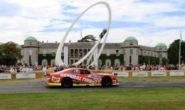 UN NUOVO RECORD E UN FANTASTICO SHOW PER LA EURO NASCAR A GOODWOOD