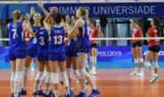 Universiadi 2019: l'Italia batte l'Ungheria e vola in finale