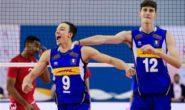 Mondiale U21-M: quarto successo per gli azzurrini