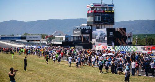 NASCAR GP CZECH REPUBLIC ALL'AUTODROM MOST FINO 2022