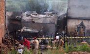 PAKISTAN: AEREO MILITARE SI SCHIANTA, 17 MORTI E 15 FERITI