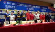 VNL Final Six: Davide Mazzanti presenta le Finali di Nanchino