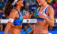 Campionati Mondiali beach volley: giornata positiva per le coppie azzurre