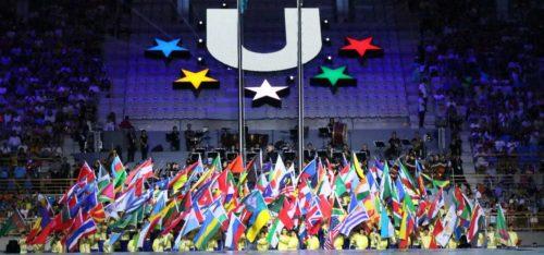 Universiadi 2019: Le Nazionali in diretta streaming su YouTube