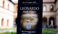 """Domenica 7 luglio due ore in più per visitare """"Leonardo mai visto"""""""
