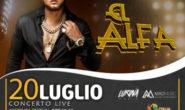 Il  20 luglio al  #MLF El Alfa, l'artista dominicano di dembow da 100 milioni di visualizzazioni
