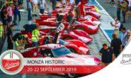 Monza Historic, il tempio dell'alta velocità