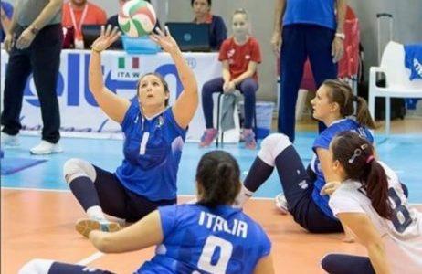 Europei di sitting Volley: il ct Amauri Ribeiro ha scelto le 12 azzurre
