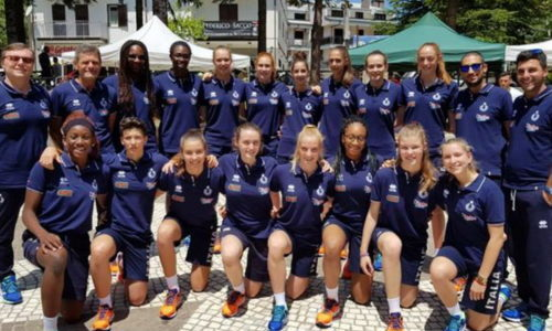 Europei U16 femminili: le azzurrine preparano l'importante sfida di domani contro la Serbia