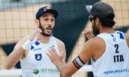 Campionati Europei beach volley: quinto posto per Lupo-Nicolai