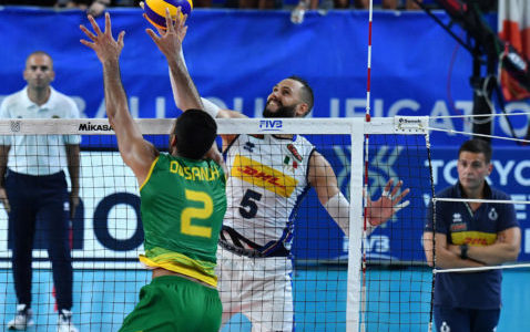 Qual. Olimpica: l'Italia soffre ma batte 3-2 l'Australia, sarà spareggio con la Serbia