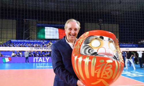 La soddisfazione del presidente Cattaneo per la qualificazione degli azzurri ai Giochi
