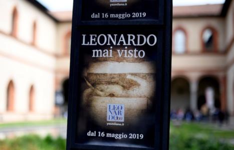 """""""Domenica al museo"""". Due ore in più (e biglietto ridotto) per visitare la Sala delle Asse e le installazioni dedicate al genio da Vinci"""