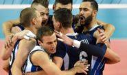 Europei Maschili: l'Italia è ai quarti di finale, battuta la Turchia 3-0