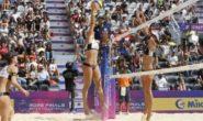 Rome Beach Volley Finals: tutta verde-oro la prima semifinale