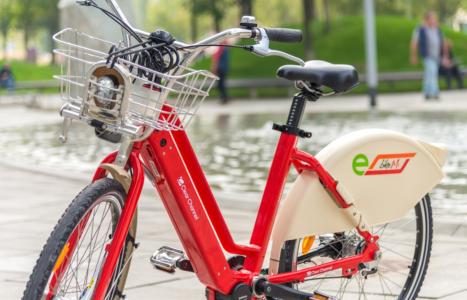 Presentate le nuove e-bike di BikeMi protagoniste a e-mob