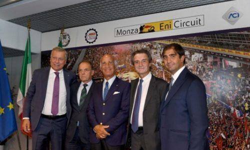 l 90° Gran Premio d'Italia sarà una festa per tutti i tifosi