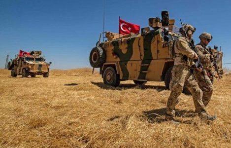 LA TURCHIA LANCIA L'OPERAZIONE MILITARE IN SIRIA
