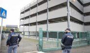 TROVATO CLOCHARD MORTO ALL' AEROPORTO DI LINATE