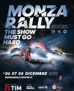 Monza Rally Show i percorsi delle Prove Speciali