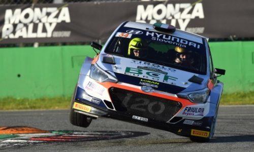Monza Rally Show montepremi di 18mila euro in palio per le i20 R5 in gara