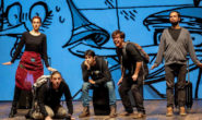 LUCCA COMICS & GAMES È partita l'avventura di Kobane Calling On Stage, lo spettacolo che fa vivere il festival tutto l'anno e che registra già il tutto esaurito a Firenze. Da Lucca Comics & Games 2018 a un tour nazionale nei maggiori teatri italiani.
