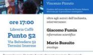 """Proiezione video-inchiesta """"Fiumi di percolato"""" finalista dell'ottava edizione del Premio Roberto Morrione per il giornalismo investigativo"""