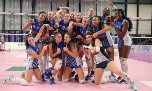 Serie A2 Femminile convincente vittoria delle azzurrine contro Olbia