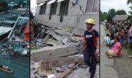 SCOSSA TERREMOTO MAGNITUDO 6.8 NELLE FILIPPINE