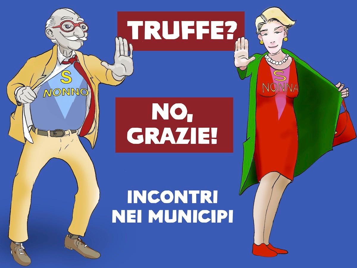 TRUFFE? NO GRAZIE PREVENZIONE E CONTRASTO DAL 28 GENNAIO A MILANO ~ Milano  Etno TV