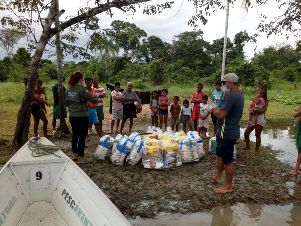 BRASILE: GLI ABITANTI DELL'AMAZZONIA DURAMENTE COLPITI DAL COVID-19